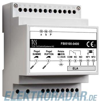 TCS Tür Control ELA-Interface FBI5100-0400