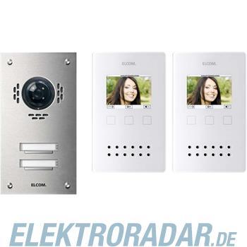 Elcom Videoset 2Tln.Color VEZ-2 EM