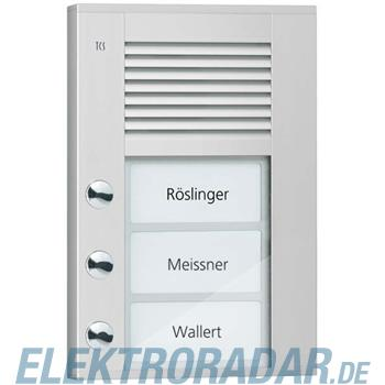 TCS Tür Control Audioaußenstation1-reihig PDS03-EN/04