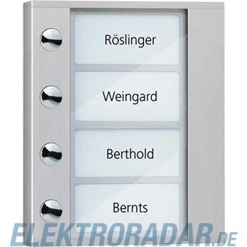 TCS Tür Control Audioaußenstation 1-reihig PDT04-EN/04