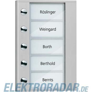 TCS Tür Control Audioaußenstation 1-reihig PDT05-EN/04