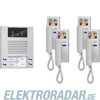 TCS Tür Control Videosprechanlgenset color PVE1540-0010