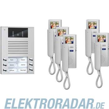 TCS Tür Control Videosprechanlgenset color PVE1550-0010