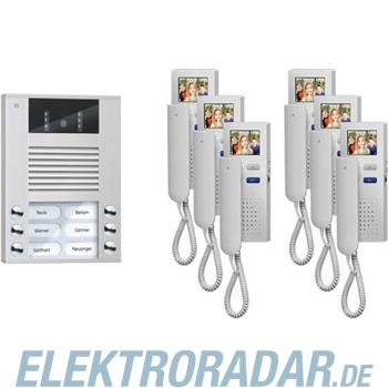 TCS Tür Control Videosprechanlgenset color PVE1560-0010