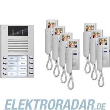 TCS Tür Control Videosprechanlgenset color PVE1570-0010