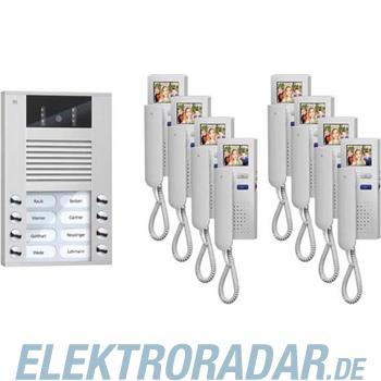 TCS Tür Control Videosprechanlgenset color PVE1580-0010