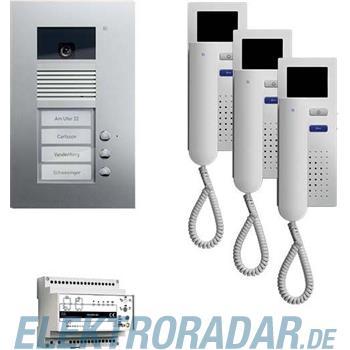 TCS Tür Control Videosprechanlgenset color PVU1630-0010