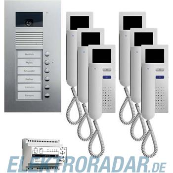 TCS Tür Control Videosprechanlgenset color PVU1660-0010