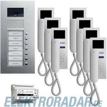 TCS Tür Control Videosprechanlgenset color PVU1670-0010