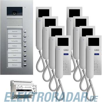 TCS Tür Control Videosprechanlgenset color PVU1680-0010