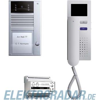 TCS Tür Control Video-Türsprechanlagenset PVC1410-0010