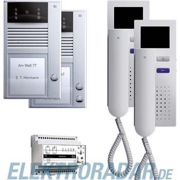 TCS Tür Control Video-Türsprechanlagenset PVC1420-0010