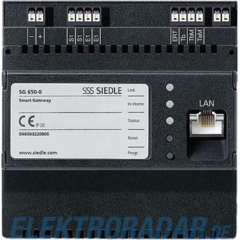 Siedle&Söhne Smart Gateway SG 650-0