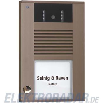 TCS Tür Control Video color Außenstation AVD14013-0012