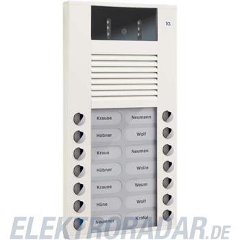 TCS Tür Control Video color Außenstation AVE14143-0018