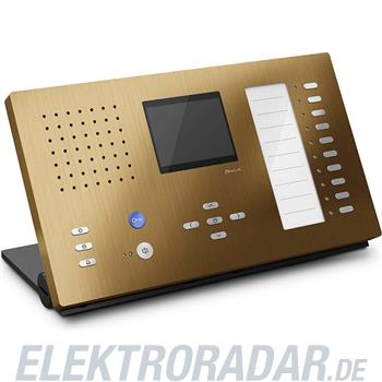 TCS Tür Control Video color Innenstation CAI2210-0151