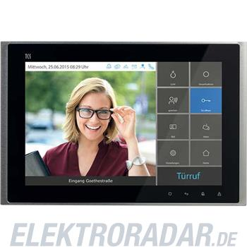 TCS Tür Control Video color Innenstation IVW9010-0261