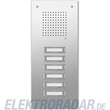 TCS Tür Control Klingeltableau si-elox KTU11060-0010