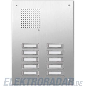 TCS Tür Control Klingeltableau si-elox KTU12100-0010