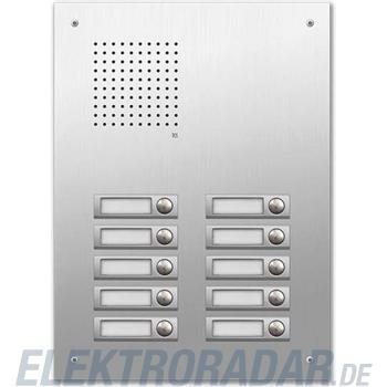 TCS Tür Control Klingeltableau si-elox KTU12101-0010