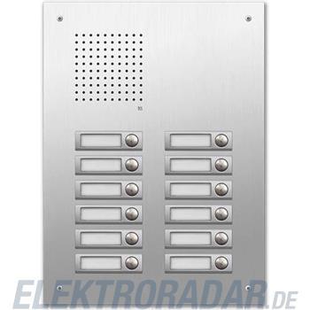 TCS Tür Control Klingeltableau si-elox KTU12121-0010