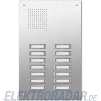 TCS Tür Control Klingeltableau si-elox KTU12140-0010