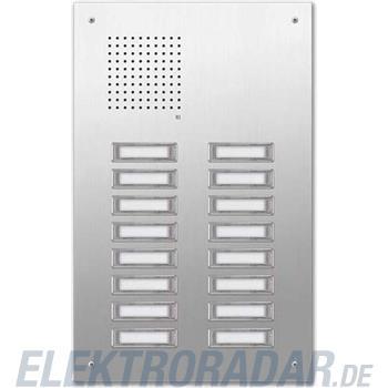 TCS Tür Control Klingeltableau si-elox KTU12160-0010