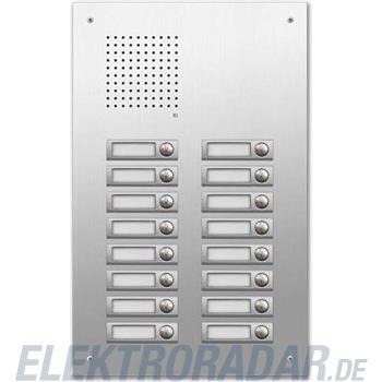TCS Tür Control Klingeltableau si-elox KTU12161-0010