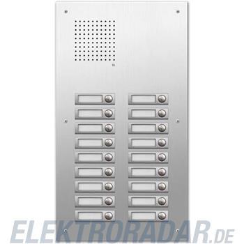 TCS Tür Control Klingeltableau si-elox KTU12181-0010