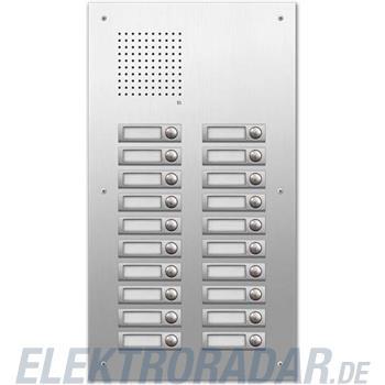 TCS Tür Control Klingeltableau si-elox KTU12201-0010