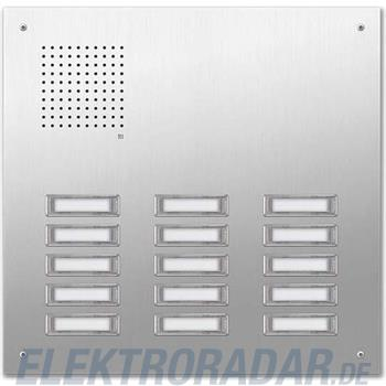 TCS Tür Control Klingeltableau si-elox KTU13150-0010