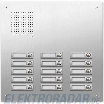 TCS Tür Control Klingeltableau si-elox KTU13151-0010