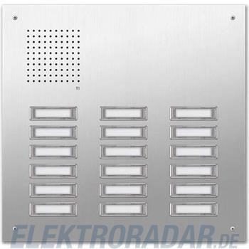 TCS Tür Control Klingeltableau si-elox KTU13180-0010