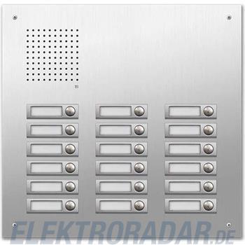 TCS Tür Control Klingeltableau si-elox KTU13181-0010