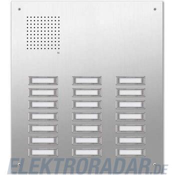 TCS Tür Control Klingeltableau si-elox KTU13210-0010