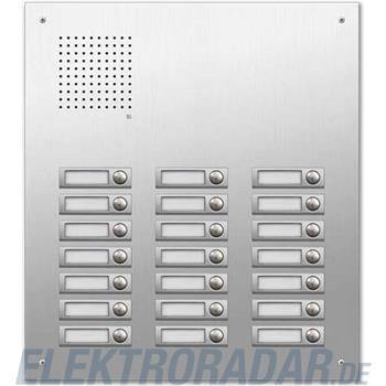TCS Tür Control Klingeltableau si-elox KTU13211-0010