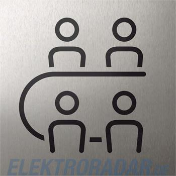 TCS Tür Control Piktogrammträger PT06-ES