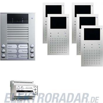 TCS Tür Control Video:pack5 color AP PVE1650-0010