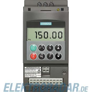 Siemens Schirmanschlussplatte 6SE6400-0GP00-0AA0