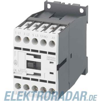 Eaton Leistungsschütz DILM7-01(12VDC)