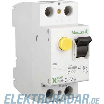 Eaton FI-Schutzschalter PXF-63/2/01-A