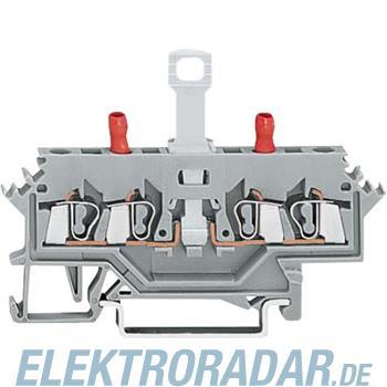 WAGO Kontakttechnik 4-Leiter-Trennklemme 280-627