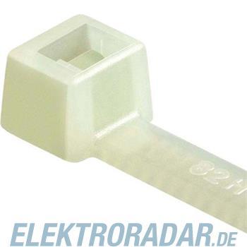 HellermannTyton Kabelbinder T50R-PA66NA-C1