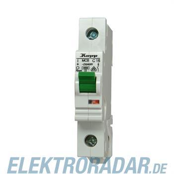 Kopp Leitungsschutzschalter MCB, 6A 1-polig 7206.0100.4