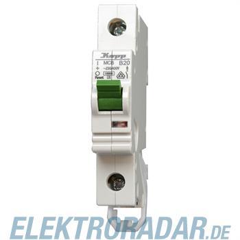 Kopp Leitungsschutzschalter MCB, 20A 1-polig 7220.0000.7
