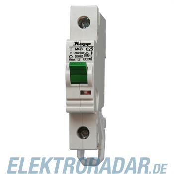 Kopp Leitungsschutzschalter MCB, 25A 1-polig 7225.0100.3