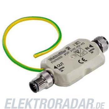 Weidmüller M12 Signalbox JPOVP 24VDC MOV M12