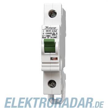 Kopp Leitungsschutzschalter MCB, 32A 1-polig 7232.0100.5