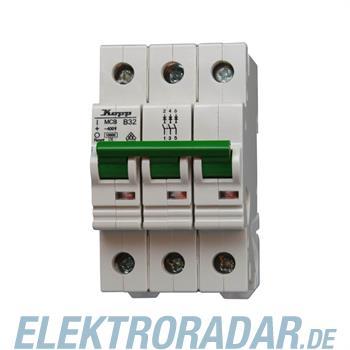 Kopp Leitungsschutzschalter MCB, 32A 3-polig 7232.3000.5