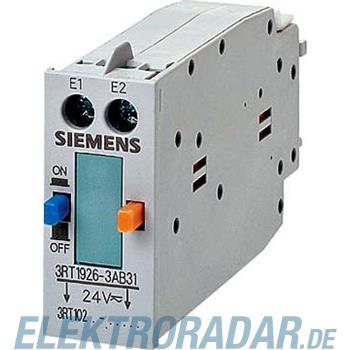 Siemens Verklinkblock, mechanisch 3RT1926-3AP31